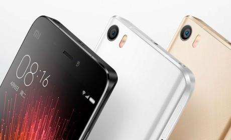 Los nuevos Xiaomi Mi5 y Mi4S ya disponibles en preventa