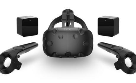 Las gafas de realidad virtual HTC Vive costarán 899€ en España