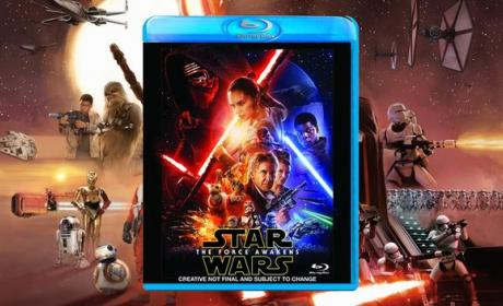 star wars 7 en dvd y blu-ray