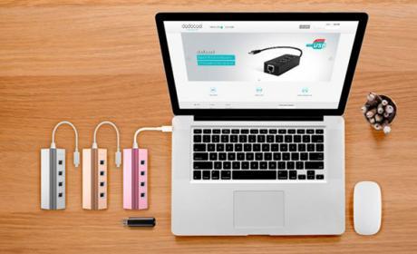Olvida los problemas de conexión de tu MacBook con este HUB