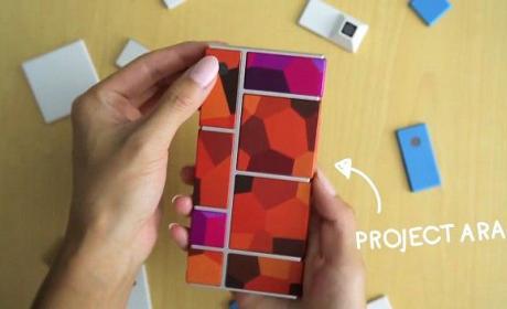 Project Ara, teléfono modular de Google