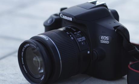 Canon EOS 1300D, una buena réflex a un precio asequible