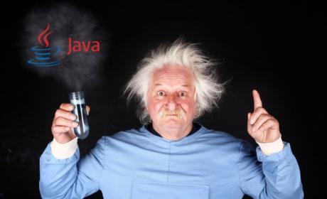 Si programas en Java eres triste y si lo haces en C++, viejo