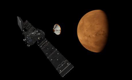 La Agencia Espacial Europea y Rusia buscarán vida en Marte