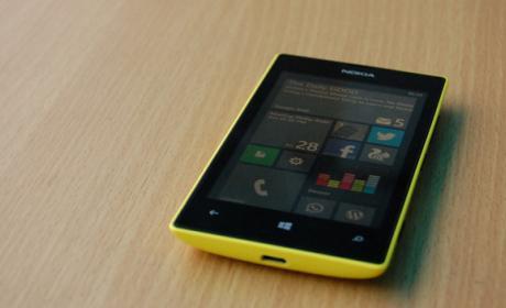Los Windows Phone con 512 MB de RAM no podrán actualizar