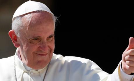 El Papa Francisco suma más de un millón de seguidores en Instagram en 12 horas. Le quita el récord a David Beckham