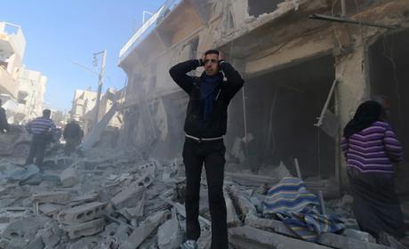 La Guerra Civil Siria, la brutalidad del conflicto en 360º y en realidad virtual