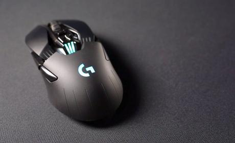 Logitech anuncia el ratón G900 Chaos Spectrum para jugadores