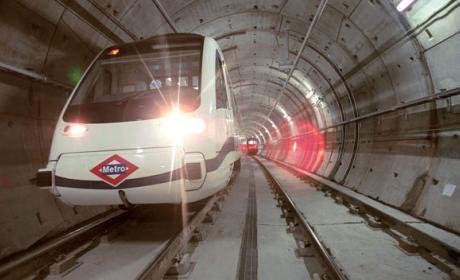 incidencia metro madrid