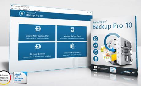 Ashampoo Backup Pro 10. Última defensa contra el ransomware