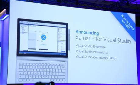 Xamarin será gratuito para los usuarios de Visual Studio