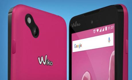 Wiko Sunny: Android 6.0 Marshmallow por sólo 59€