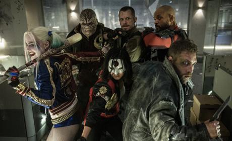 'Escuadrón Suicida', nuevo tráiler y referencia a Superman