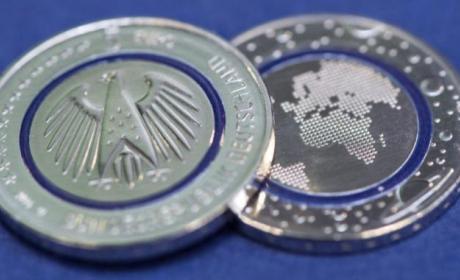 Esta es 'Planeta Azul', la nueva moneda de 5 euros