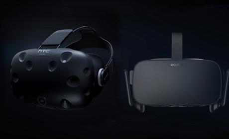 Juegos de Oculus Rift con HTC Vive