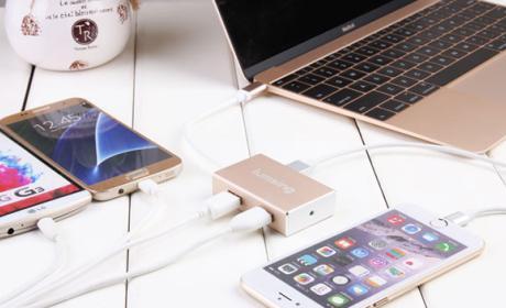 Amplía la conectividad de tu MacBook con este HUB USB Tipo C