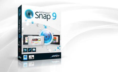 Ashampoo Snap 9. La forma más eficaz de capturar pantallas y vídeos