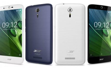 Acer Liquid Zest Plus, terminal de gama media con 5000 mAh