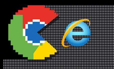 Google Chrome, navegador más usado