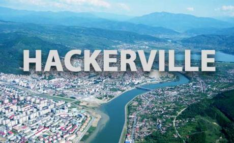 Hackerville rumania
