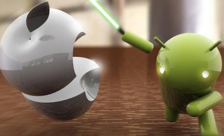 Android gana más cuota de mercado a costa del descenso de iOS
