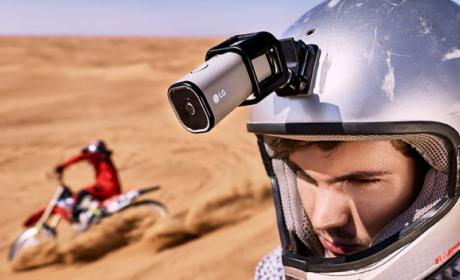 lg action cam 4g integrado