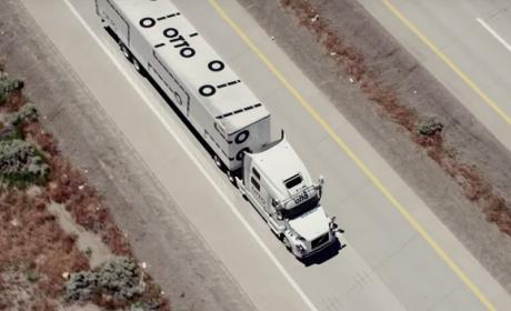Los camiones autónomos llegan de la mano de la startup Otto