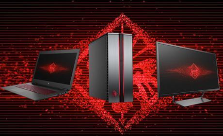 nuevos equipos gaming de HP