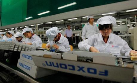 Foxconn ha reemplazado a 60.000 trabajadores por robots