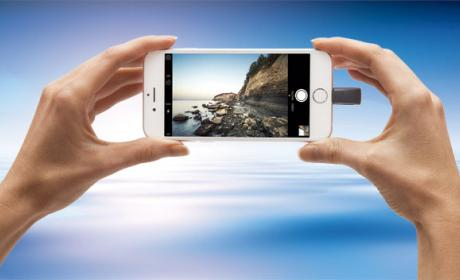 sandisk ixpand, ampliar memoria iphone, aumentar memoria iphone, aumentar espacio iphone