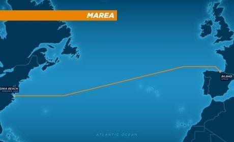 Facebook, Microsoft y Telefónica construyen un gran cable submarino