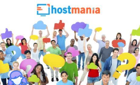 HostMania, la forma más fácil de crear y almacenar tu página web