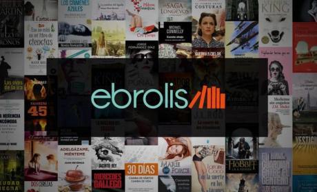 Libros gratis de forma legal y sencilla con Ebrolis
