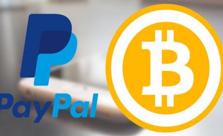 Integración Bitcoin en Paypal