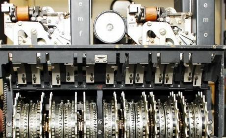 Máquina de encriptación de los nazis, vendida por 12 euros en eBay