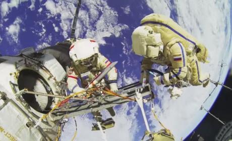 Espectacular tour en 3D de la Estación Espacial Internacional