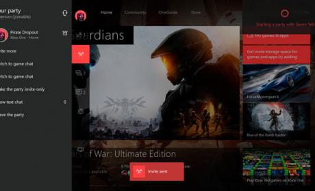 actualizacion xbox one cortana