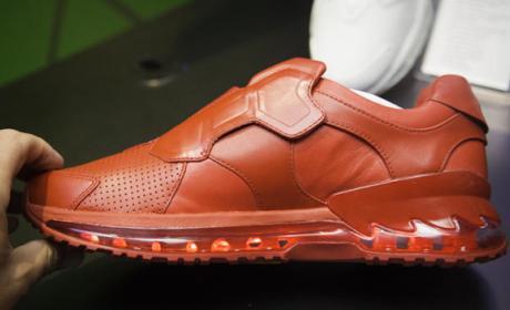 Zapatillas inteligentes de Lenovo que sirven para los juegos