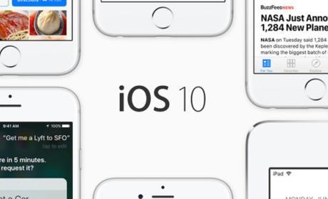 Estos son los dispositivos que podrán actualizar a iOS 10
