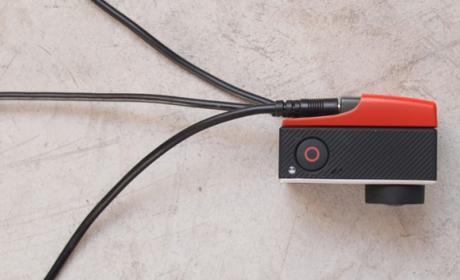 GoHawk permite activar tu cámara GoPro con la boca