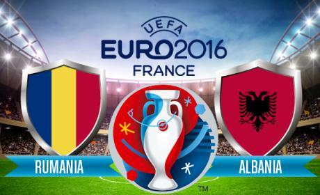 ver gratis rumania albania de la eurocopa por internet en streaming online