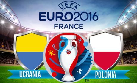 ver online y en directo el Ucrania vs Polonia en Internet por streaming