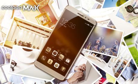 Coolpad max, coolpad max precio, coolpad max especificaciones