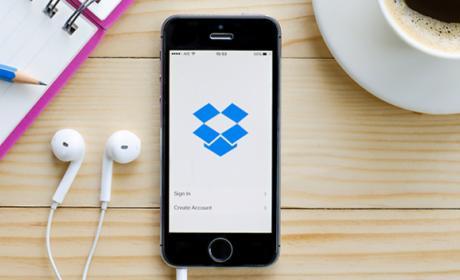 Dropbox para iOS permite escanear documentos con el iPhone