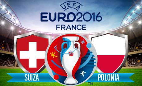 Suiza vs Polonia