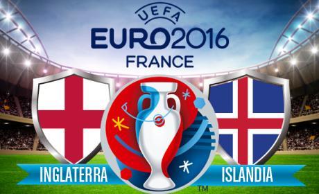 inglaterra islandia online en directo por streaming en Internet gratis de la eurocopa