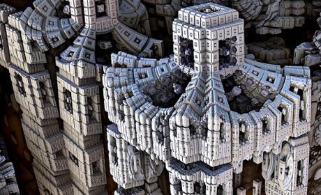 Hormigón hecho con hueso para construir la ciudad del futuro