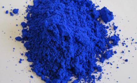 Así es YInMn Blue, el nuevo tono del color azul