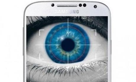 Samsung patenta una cámara con reconocimiento de iris