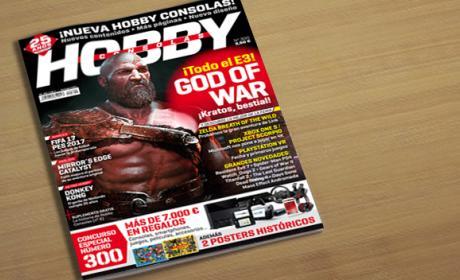 Ya está la venta el número 300 de la revista Hobby Consolas